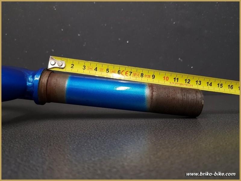 "Fork child's 20-inch ""MBK"" (Ref 110)"