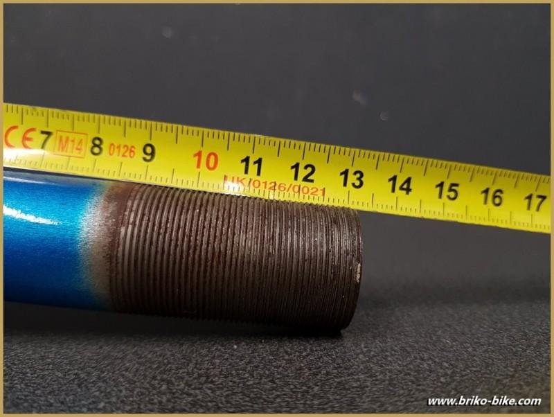 """Tenedor del niño de 20 pulgadas """"MBK"""" (Ref 110)"""