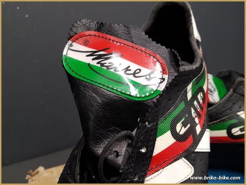"Chaussures NOS ""MARRESI GTD"" Taille 38 1/2 (Ref 66)"