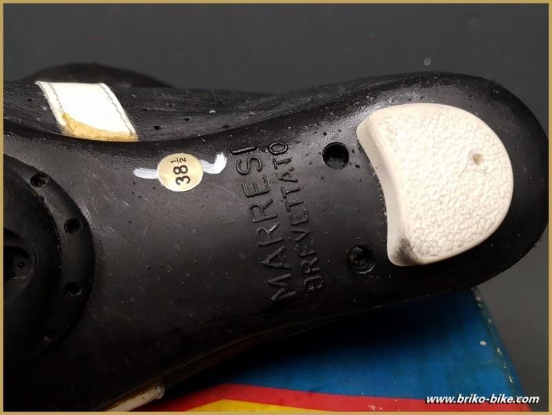 """Schuhe UNSERE """"MARRESI GTD"""" Größe 38 1/2 (Ref 66)"""