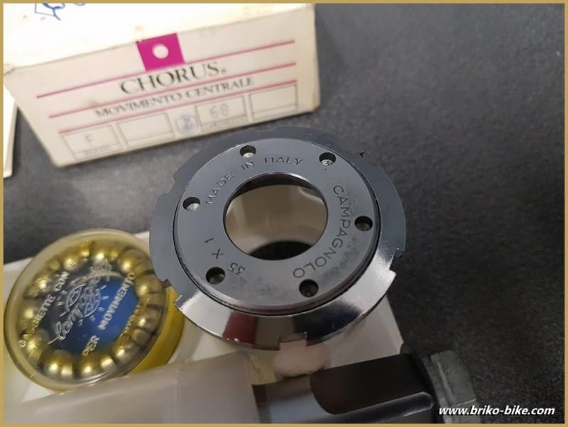 """La manivela de una de NUESTRAS """"CAMPAGNOLO CHORUS 111 mm 35 x 1 (Ref 259)"""