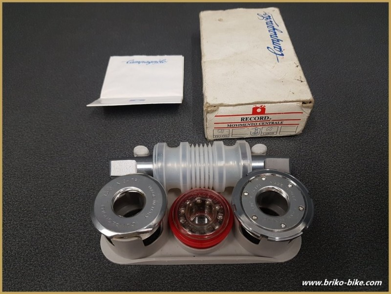 """Crank a OUR """"CAMPAGNOLO C-RECORD 111 mm BSC (Ref 265)"""