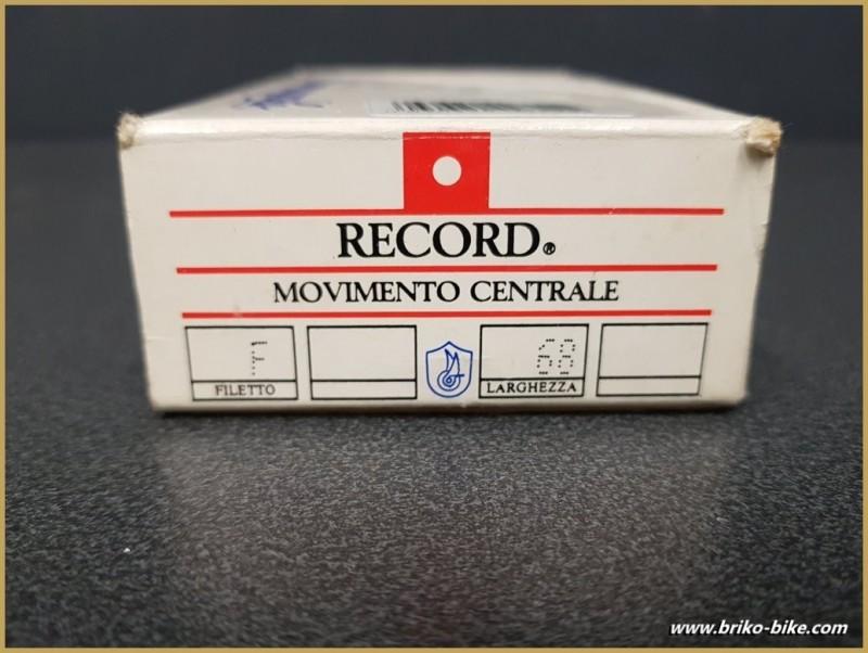 """La manivela de una de NUESTRAS """"CAMPAGNOLO C-RECORD"""" 111mm 35 x 1(Ref 258)"""