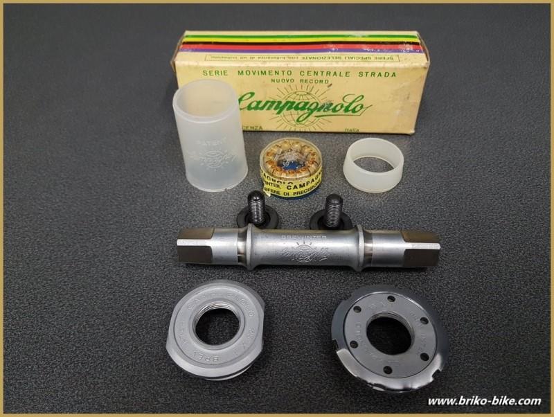 """Manovella NOS CAMPAGNOLO RECORD"""" 114,5 mm 35 x 1 (Rif 261)"""