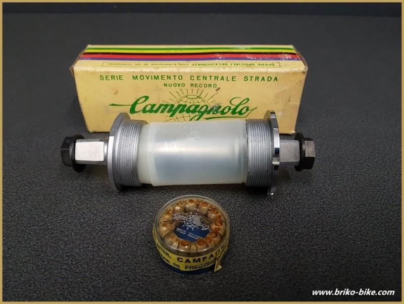 """Manovella NOS CAMPAGNOLO RECORD"""" 114,5 mm 35 x 1 (Rif 266)"""
