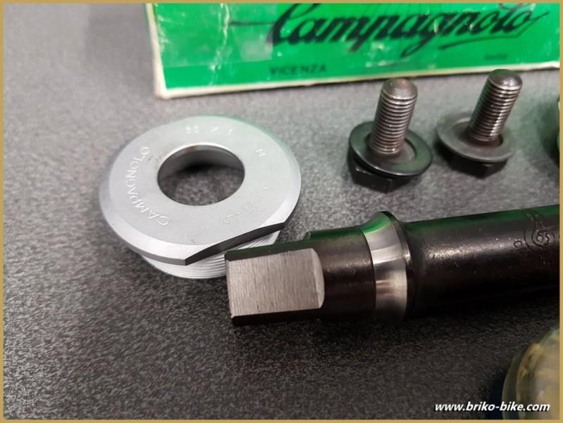 "Tretlager UNSERE ""CAMPAGNOLO"" GRAN SPORT"" 114.5 mm 35 x 1 (Ref 267)"
