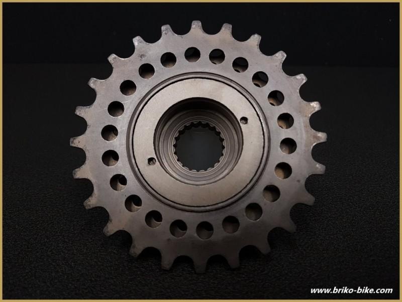 """Wheel free """"ATOM 66"""" 5v 14/24 (Ref 583)"""