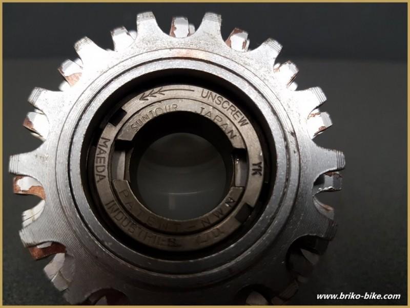 """Free wheel """"SUNTOUR"""" 6v 14/19 (Ref 563)"""
