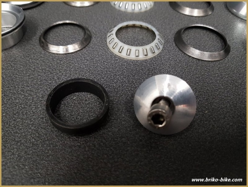 """Headset COLNAGO Aheadset 1"""" (Ref 432)"""