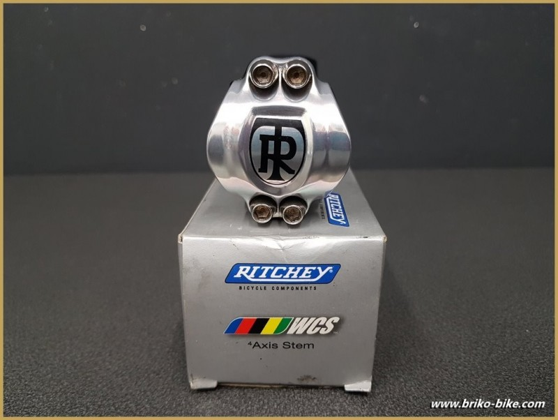 "Potence ""RITCHEY WCS"" 130mm (Ref 604)"