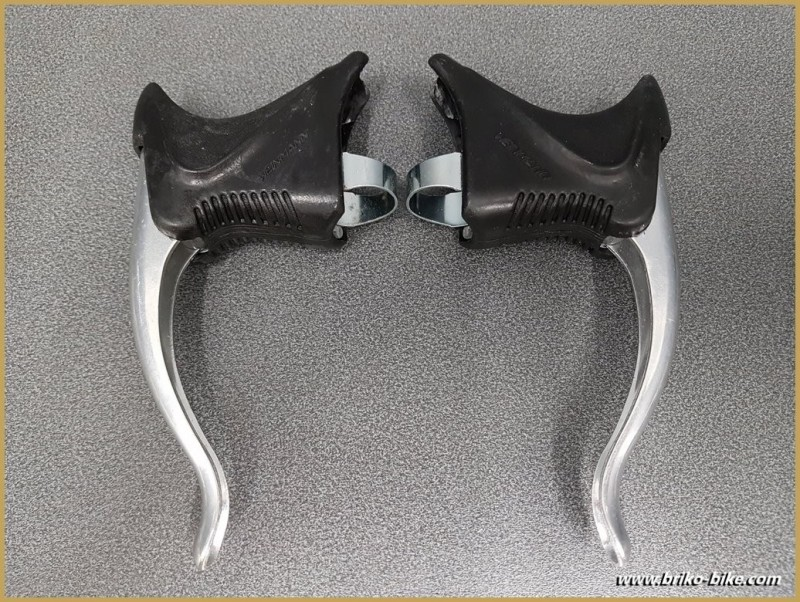 "Brake levers OUR ""WEINMANN AG DELTA"" (Ref 447)"