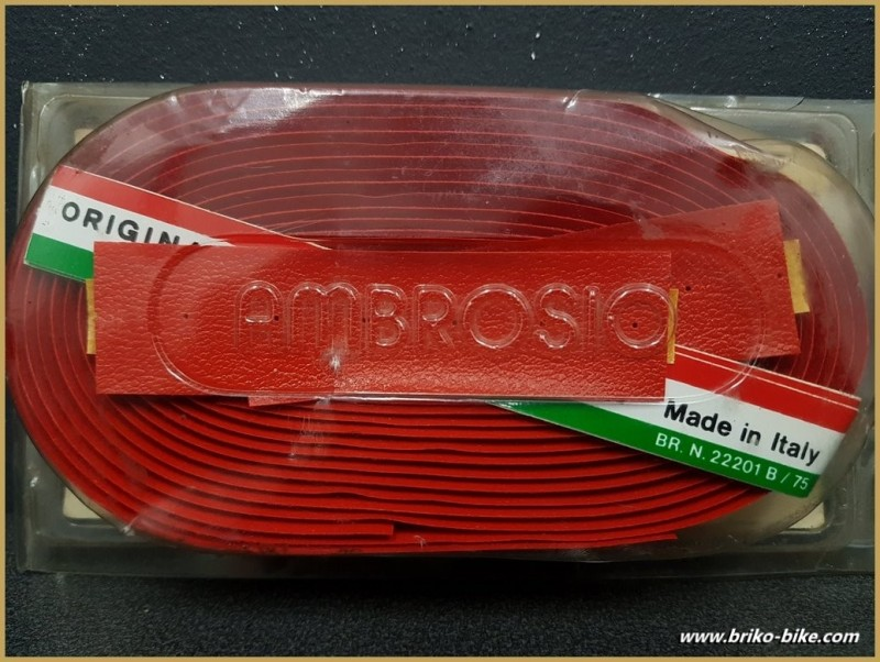 "Handlebar tape BIKE RIBBON Professional"" Red (Ref 62)"