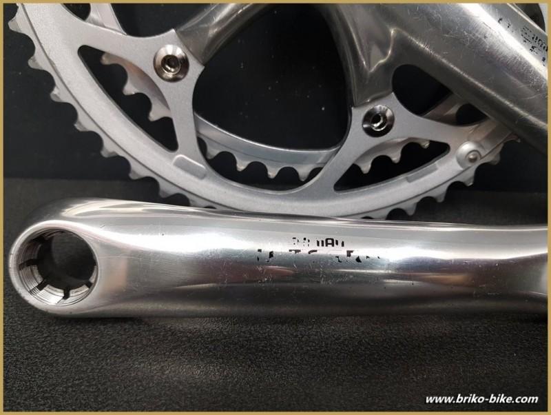 "Kurbelgarnitur ""SHIMANO ULTEGRA"" 170 mm (Ref 583)"