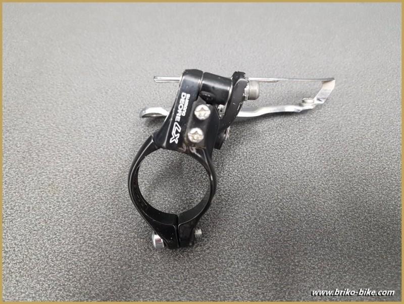 """Deragliatore anteriore """"SHIMANO LX Triple (Rif 1112)"""