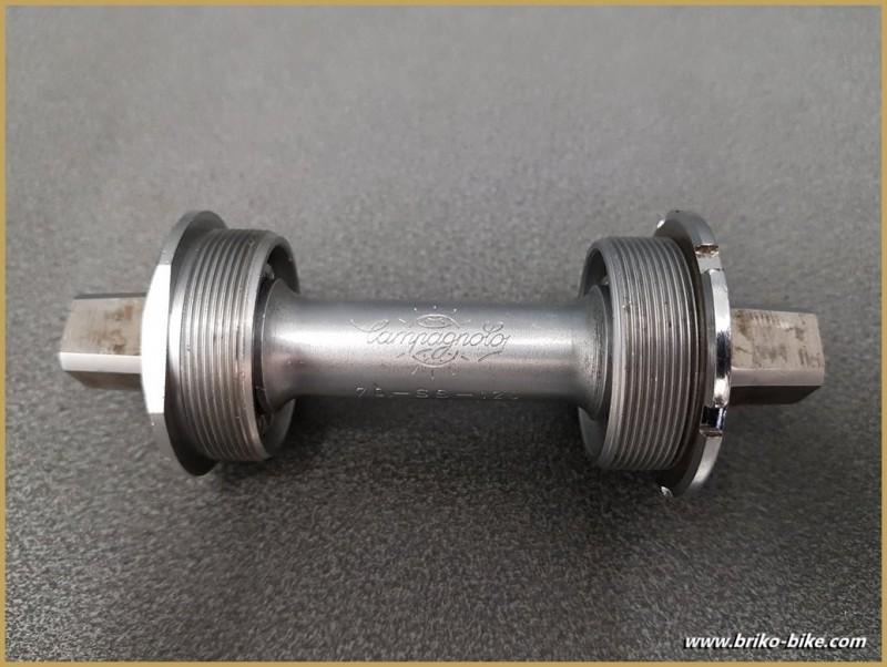 """Movimento centrale CAMPAGNOLO SUPER RECORD"""" 113 mm 36 x 24 (Rif 271)"""