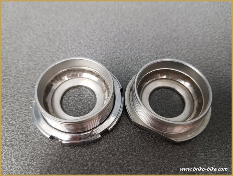 Bottom bracket CAMPAGNOLO RECORD 113mm BSC (Ref 278)