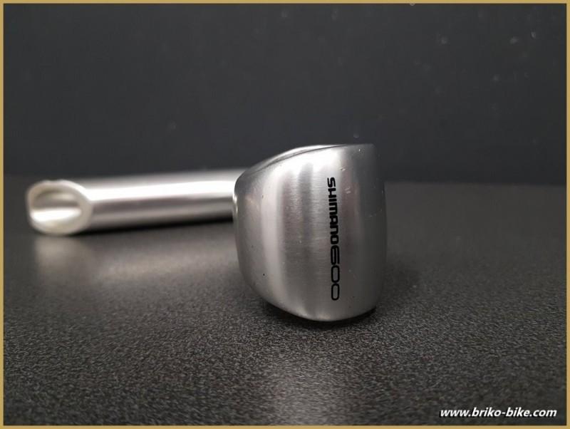 "Potence NOS ""SHIMANO 600"" 110mm (Ref 606)"