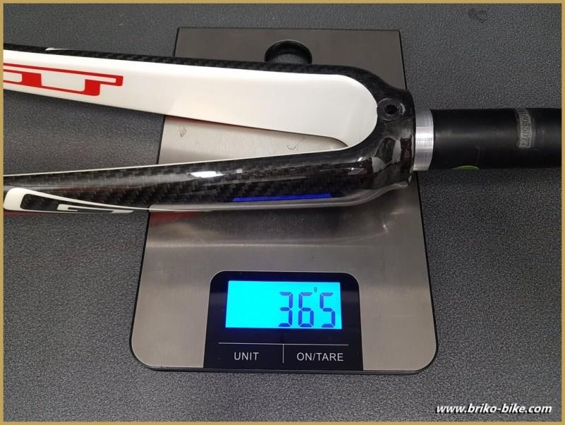 """Fourche 700 """"GT""""  (Ref 116)"""
