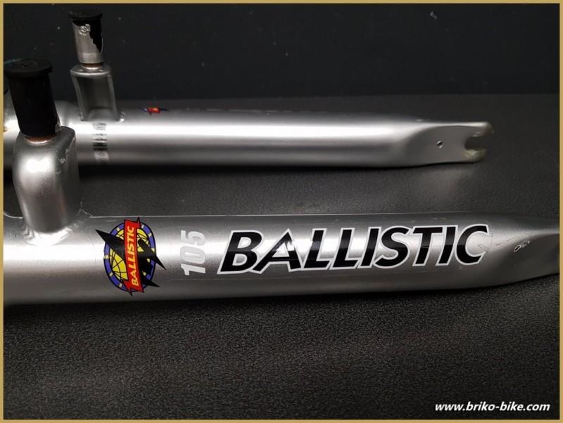 """Forcella MTB 26 """"BALISTICI """" 105"""" il NOSTRO (Rif 117)"""