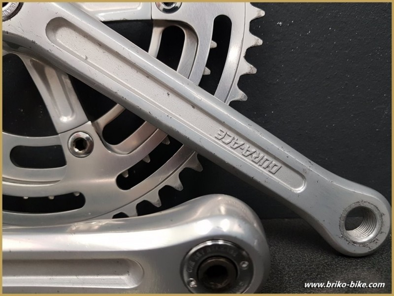 "Crankset DURA ACE G-200"" 170 mm (Ref 592)"