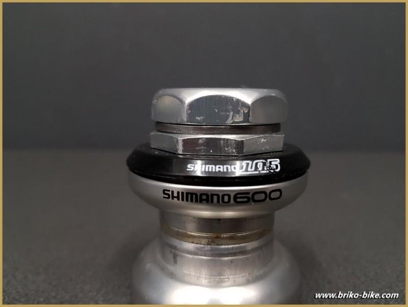 """Spiel in der Lenkung """"SHIMANO 600/105"""" (Ref 452)"""