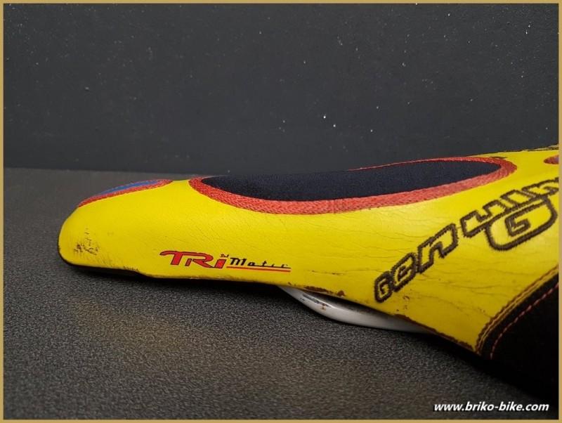 "Selle Italia Tri Matic GEL"" (Ref 279)"