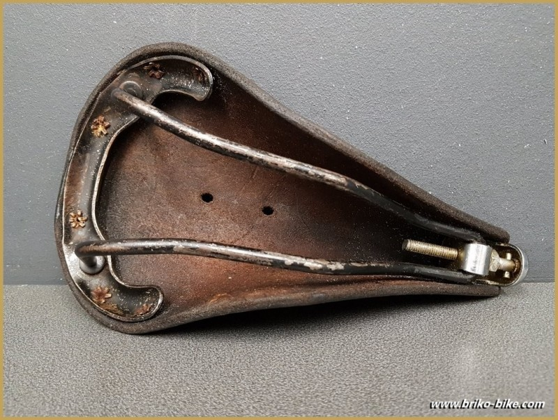 """Selle """"IDEALE 80 RECORD"""" (Ref 281)"""