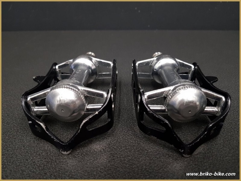 "Pédales GALLI TITANE"" BSC 9/16 x 20 (Ref 550)"