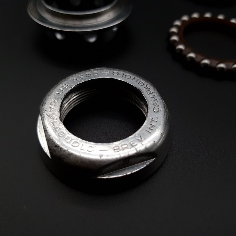 """Headset CAMPAGNOLO C-RECORD"""" 25.4 x 24 (Ref 458)"""