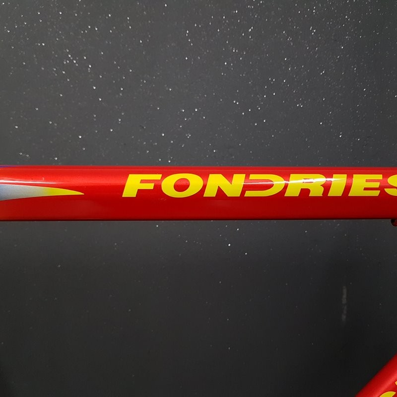 "Rahmen ""FONDRIEST"" Größe 51"