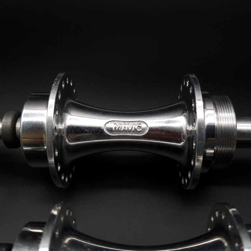 "Pair of hubs ""MAVIC 500/550"" 36t (Ref 288)"