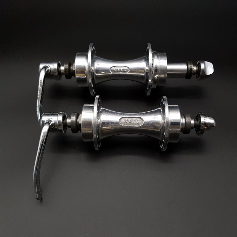 "Pair of hubs ""MAVIC 500/550"" 36t (Ref 245)"
