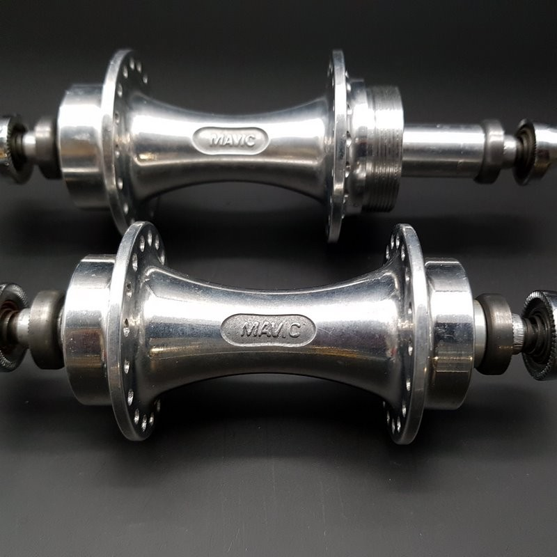 "Pair of hubs ""MAVIC 500/550"" 36t (Ref 299)"