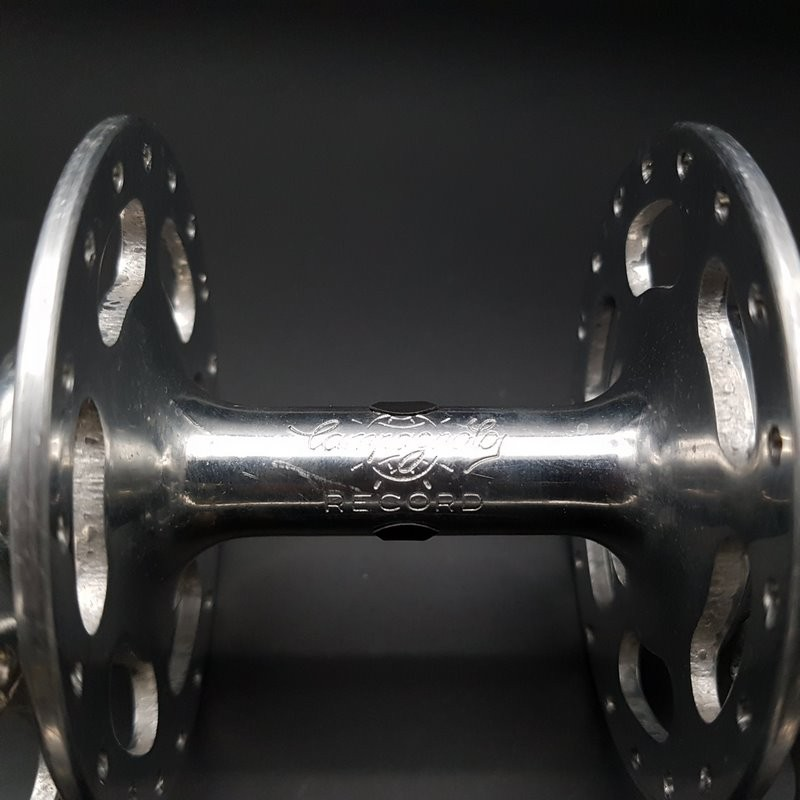 Pair of hubs CAMPAGNOLO RECORD 36t (Ref 300)