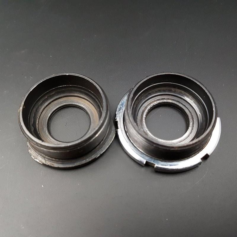 """Manivela eje """"OFMEGA"""" 116 mm 35 x 1(Ref 289)"""