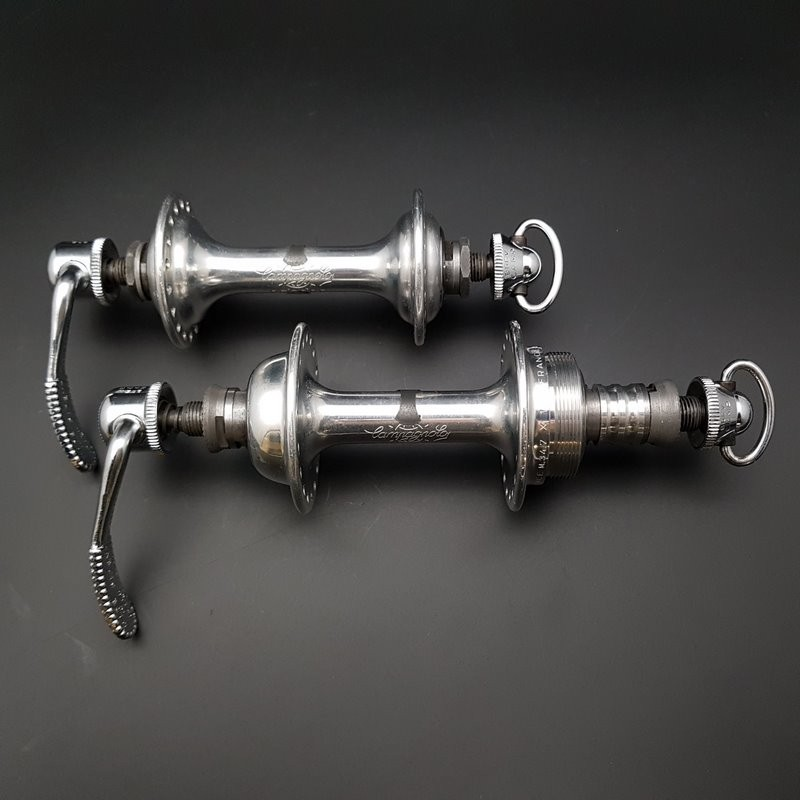 Pair of hubs CAMPAGNOLO RECORD 36t (Ref 307)