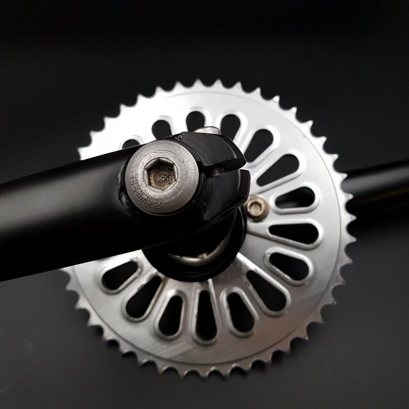 Manivela de BMX 3 pieza 175 mm (Ref 596)