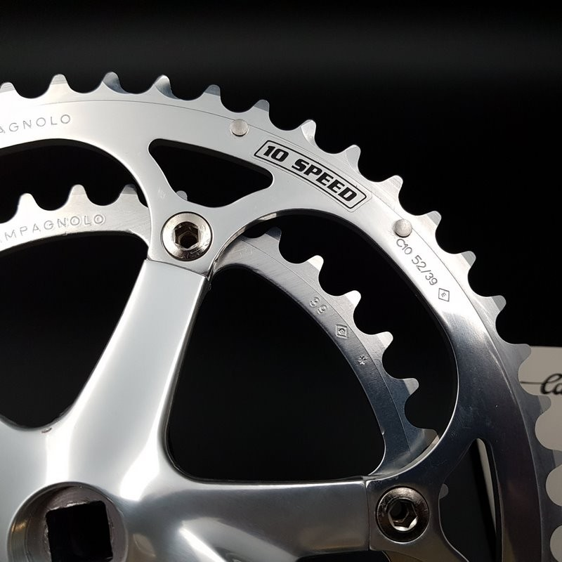 "Guarnitura NUOVA ""CAMPAGNOLO DAYTONA 175 mm 9/10v (Rif 597)"