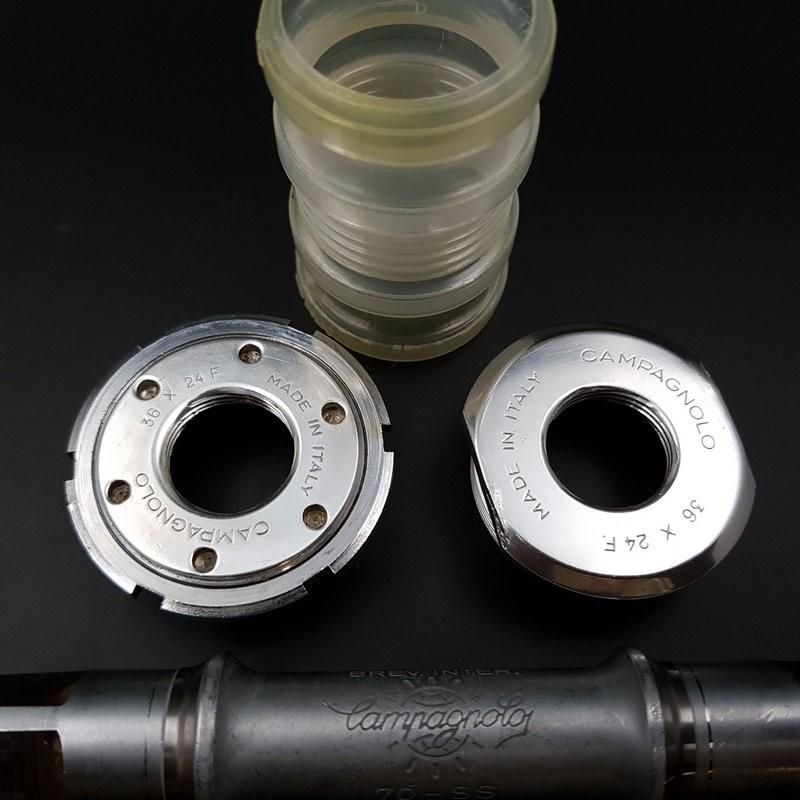 Bottom bracket CAMPAGNOLO C-RECORD 115 mm (Ref 295)