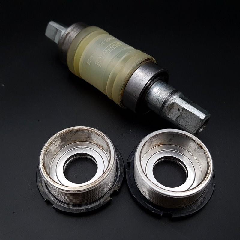 "Tretlager ""STRONGLIGHT ringfinger"" 123 mm 36 x 24 (Ref 296)"