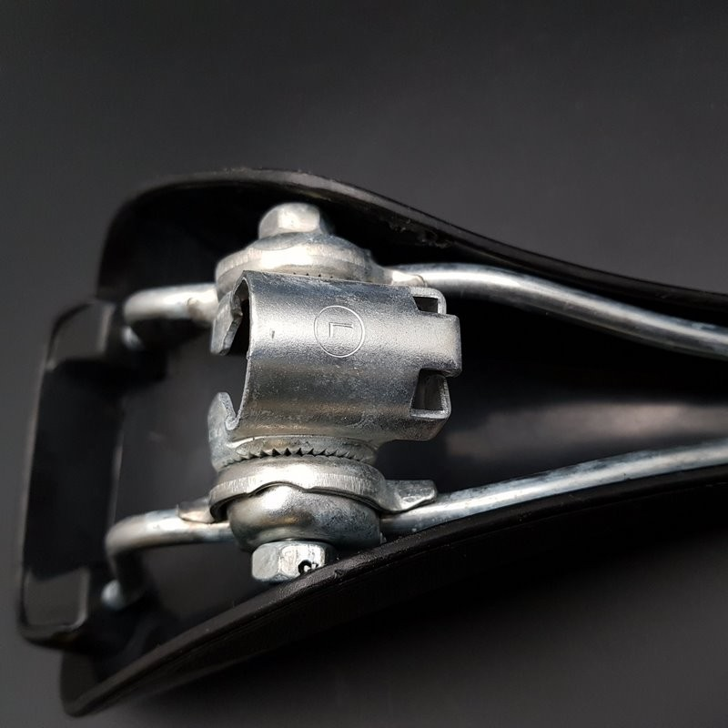 """Sattel BMX """"ISCA"""" schwarz (Ref 290)"""