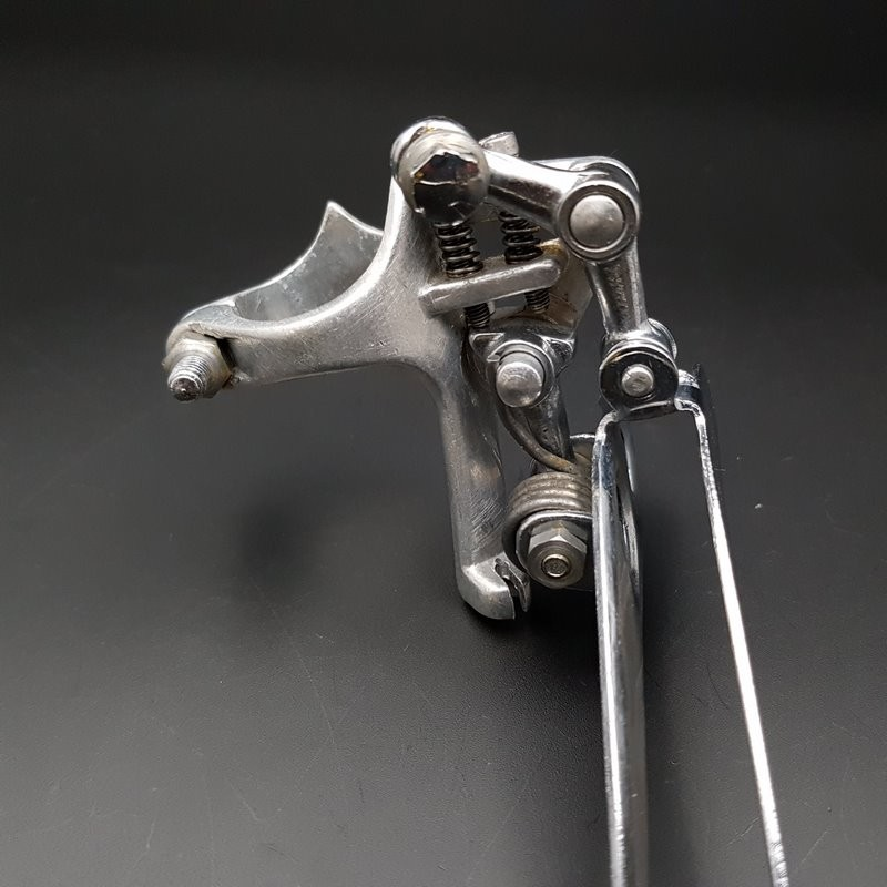 """Umwerfer """"CAMPAGNOLO RECORD mit endkappe"""" (Ref 1148)"""