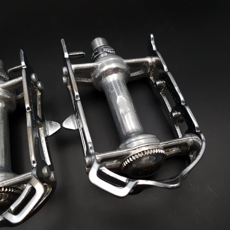 """Pedals CAMPAGNOLO RECORD"""" BSC 9/16 x 20 (Ref 555)"""