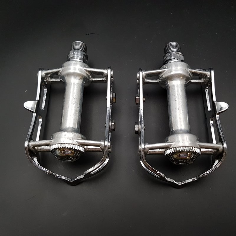 """Pedals CAMPAGNOLO RECORD"""" BSC 9/16 x 20 (Ref 553)"""