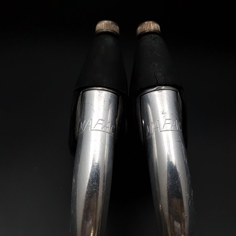 "Brake levers ""MAFAC"" RACE (Ref 454)"