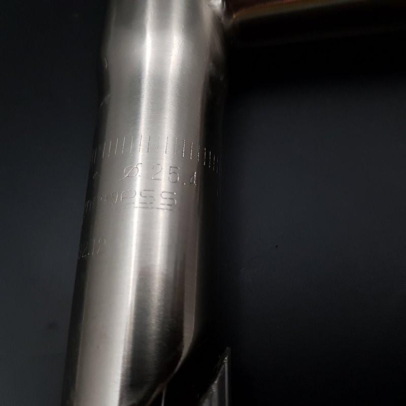 """Potence VTT """"CLS"""" 130 mm 25.4 (Ref 628)"""
