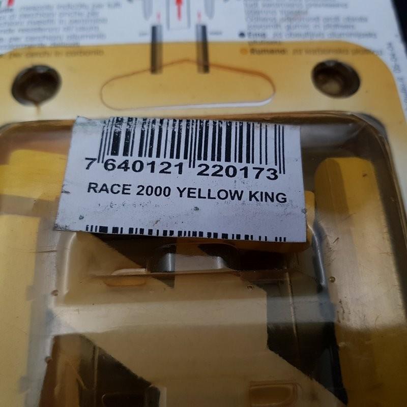 "Patins neufs ""SWISSTOP RACE 2000 Carbon"" (Ref 45)"