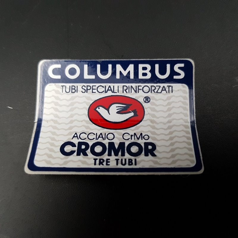 "Sticker frame ""COLUMBUS CROMOR"" OUR"