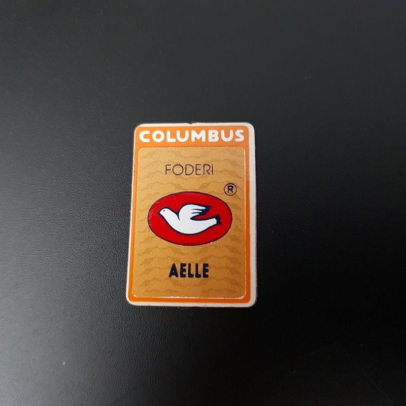 "Stickers fourche ""COLUMBUS AELLE"" NOS"