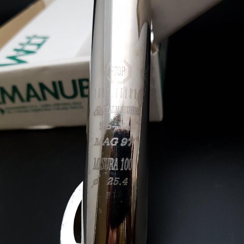 """Vorbau UNSEREN """"ITM ECLYPSE ATB"""" 100 mm (Ref 632)"""